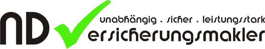 ND Versicherungsmakler Logo